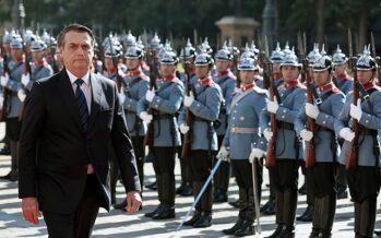 Bolsovirus. Preoccupa la campagna presidenziale: «Il Brasile non si ferma»