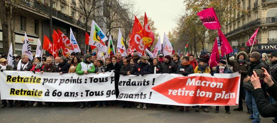 Riforma previdenziale in Francia, costretto alle dimissioni l'alto commissario
