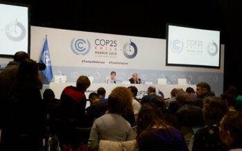 Cop25. A Madrid comincia il vertice sul clima, l'ONU avverte: rischio capitolazione