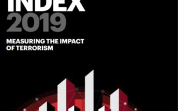 Global Terrorism Index 2019. Isis più debole, tornano i Talebani