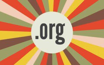 Internet.Colpo di mano sul dominio .org, 10 milioni di associazione a rischio