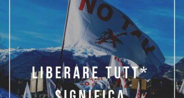 Val di Susa, Nicoletta Dosio arrestata: «Continuo la lotta»