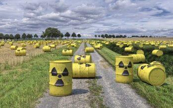 Nucleare: guerra aperta al deposito unico nazionale delle scorie radiottive