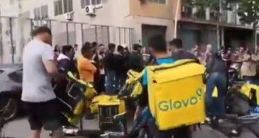 A Torino riders in piazza: «Ancora senza diritti»