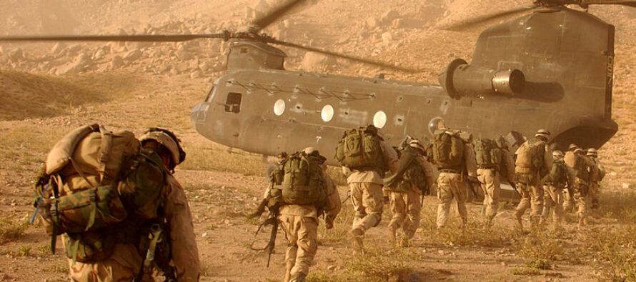 «War on terror» e guerra di propaganda: quello che non dicono gli Afghanistan Papers