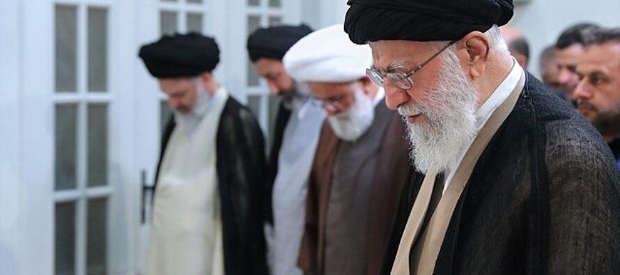 L'Iran risponde a Trump con i missili dei pasdaran