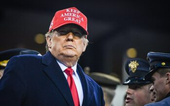 Stati uniti. Lo show di Trump che rivendica i «successi» e la guerra ai migranti