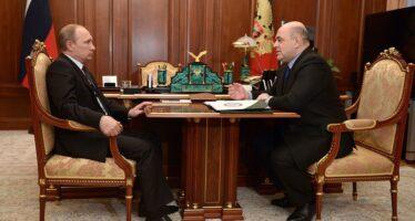 Dopo la rottura tra Putin e Medvedev, Mishustin presenta il nuovo esecutivo