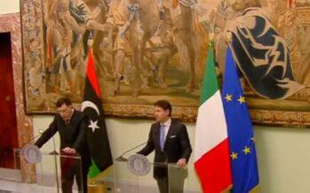 Spartizione della Libia, l'Italia da un ruolo di regia allo strapuntino