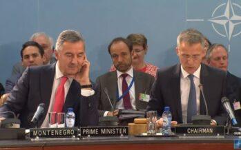 Montenegro, la Nato invia «team anti-guerra ibrida»