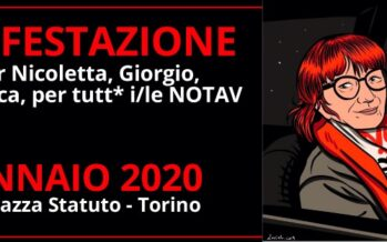 No Tav. Oggi manifestazione a Torino, per Nicoletta Dosio e gli altri arrestati oggi i