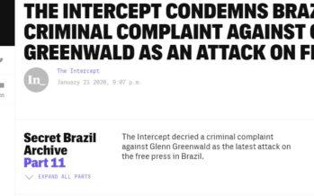 Brasile. Incriminato il giornalista che rivelò il complotto contro Lula