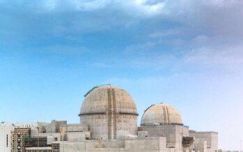 Negli Emirati arabi entra in funzione la prima centrale nucleare