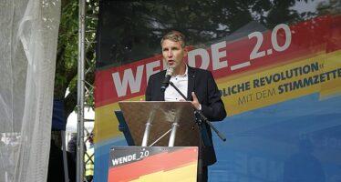 Germania.Il neogovernatore dellaTuringia eletto coi voti AfD si dimette