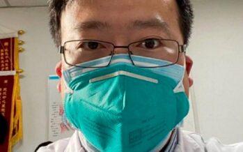 Coronavirus. Morto il medico Li Wenliang, arrestato per aver segnalato i casi