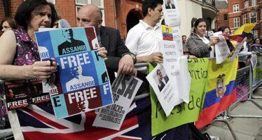 Wikileaks.Le accuse USA contro Julian Assange