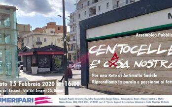 Roma. La rete dei diritti contro le mafie in piazza a Centocelle