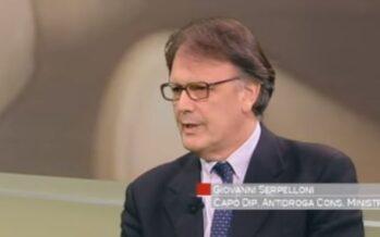 Condannato Serpelloni, ex capo del Dipartimento politiche antidroga