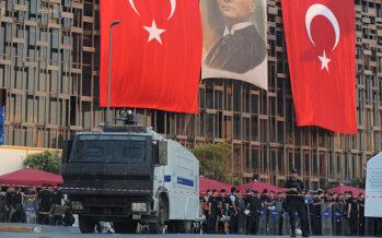 Turchia. Assoluzione per le proteste di Gezi Park: «non fu un golpe»