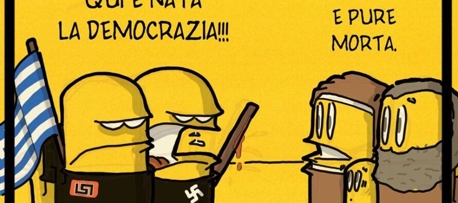 Grecia, sulla crisi dei rifugiati il governo lascia mano libera ai nazi-razzisti