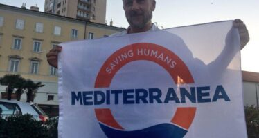 Salvare umani, restare umani. L'armatore della nave Mar Jonio racconta