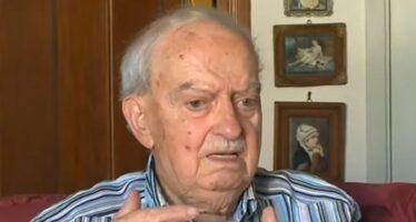 Emanuele Macaluso: «La sanità è un'eredità anche per chi butta la nostra storia»