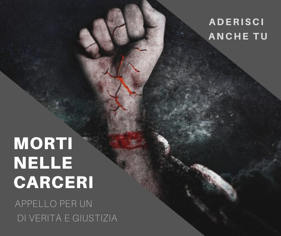 appello morti in carcere