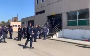 Carceri in rivolta: c'era un contagiato. Altri 5 detenuti morti
