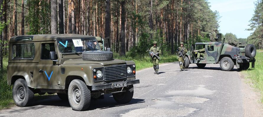 Defender 20.Le manovre Nato in Europa sabotate dal virus