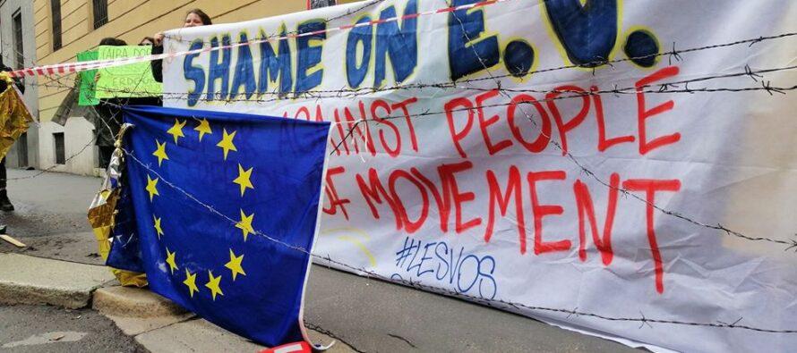 Migranti.Grecia, centri detentivi segreti per respingere i profughi
