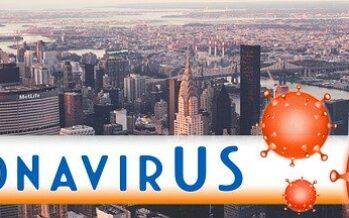 Estados Unidos y el coronavirus: 865 muertes en 24 horas y proyecciones sombrías