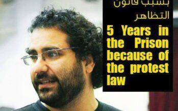 Egitto, tra repressione e rischio contagio nelle carceri
