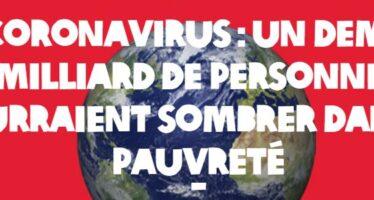 La pandemia e i suoi effetti: ogni giorno 12mila persone a rischio di morte per fame