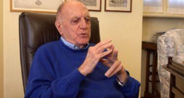Intervista all'ex ministro socialista Rino Formica: «Serve un pensiero nuovo»