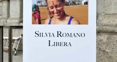 Finalmente liberata Silvia Romano dopo un anno e mezzo