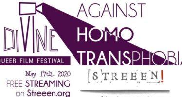 StreeeneDivine Queer Film Festival per la Giornata Mondiale contro l'Omo-Transfobia