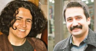 Turkey. Lawyer Aytaç Ünsal sent a letter on is 110th day on death fast
