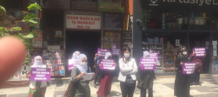 Solidarity keeps us alive! Campaign for the release of political prisoners