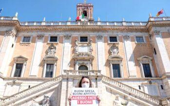Roma. Movimenti di nuovo in piazza, protesta in Campidoglio