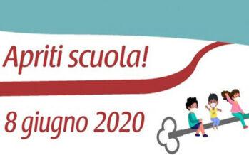 Apriti scuola! A Roma genitori, bambini, insegnanti protestano