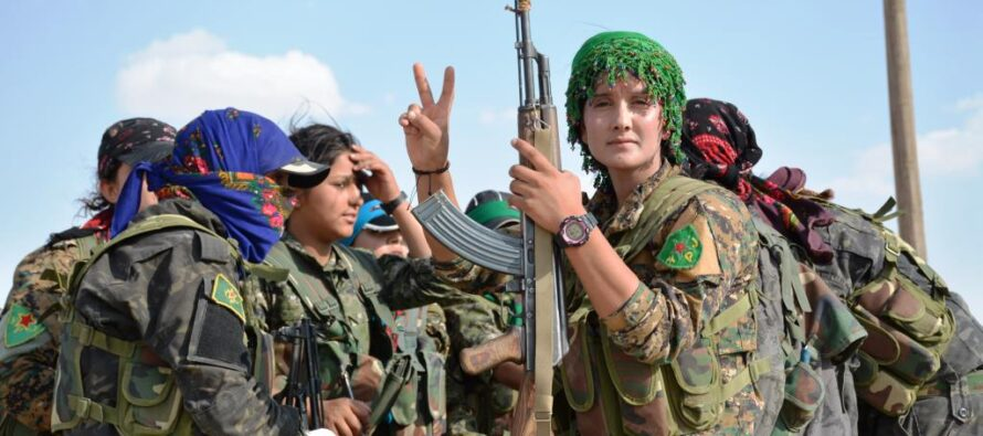 An interview with YPG/YPJ commander Meryem Kobane, on the anniversary of the Rojava Revolution – PART ONE