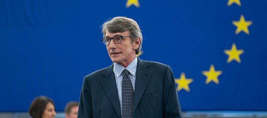 Russia/Europa.Mosca replica con sanzioni contro David Sassoli e funzionari Ue