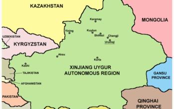 """Cina/Vaticano.Papa Bergoglio interviene sugli uiguri dello Xinjiang: """"Un popolo perseguitato"""""""