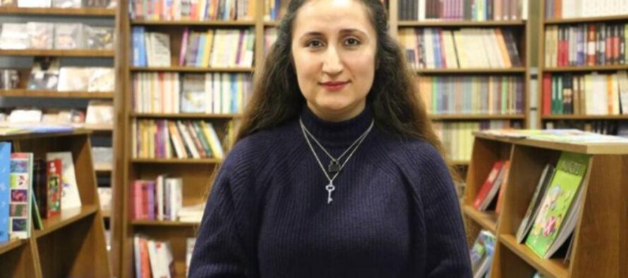 Kurdish writer Roza Metina detained in Amed
