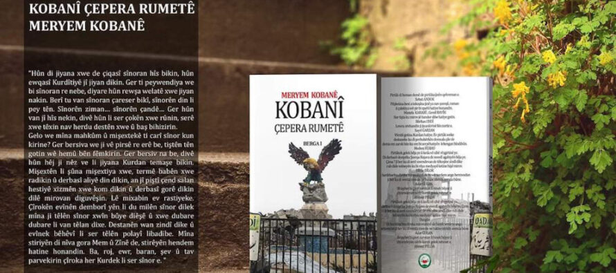 The book by YPJ commander Meryem Kobanê: A dream destroying borders