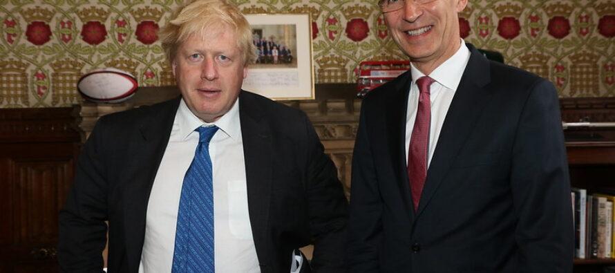 Regno Unito: record di spese militari, Boris Johnson rilancia l'industria della guerra