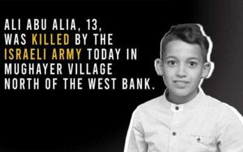 Umiliati, imprigionati, uccisi. La repressione israeliana dei minori palestinesi