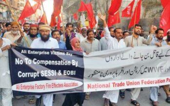 Pakistan.Strage operaia di Karachi, la multinazionale tace