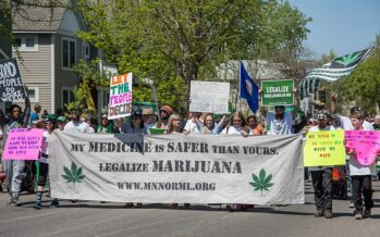 Negli USA la «War On Drugs» perde colpi, depenalizzata la cannabis