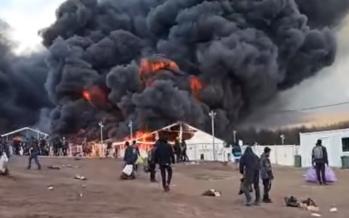 Balcani. Cacciati i rifugiati dal campo di Lipa, l'OIM protesta